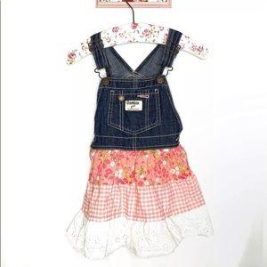 Oshkosh Overall Dress
